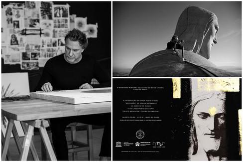 """Oskar Metsavaht lança livro sobre a exposição """"Divina Geometria"""