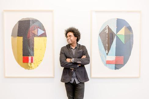 Galeria Nara Roesler agita Ipanema com a abertura da exposição de Alexandre Arrechea
