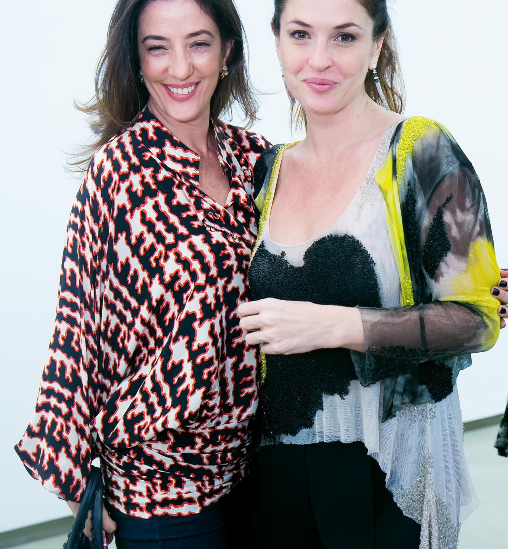 Flavia Annunziato e Marta Macedo