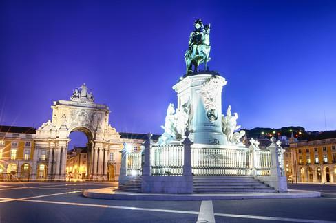 Lisboa, porta de entrada da Europa