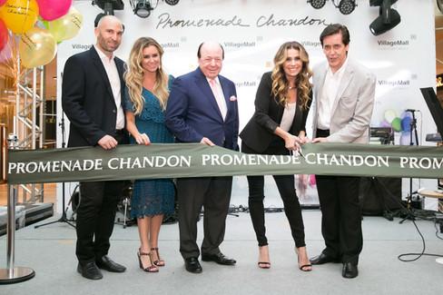 Promenade Chandon versão carioca