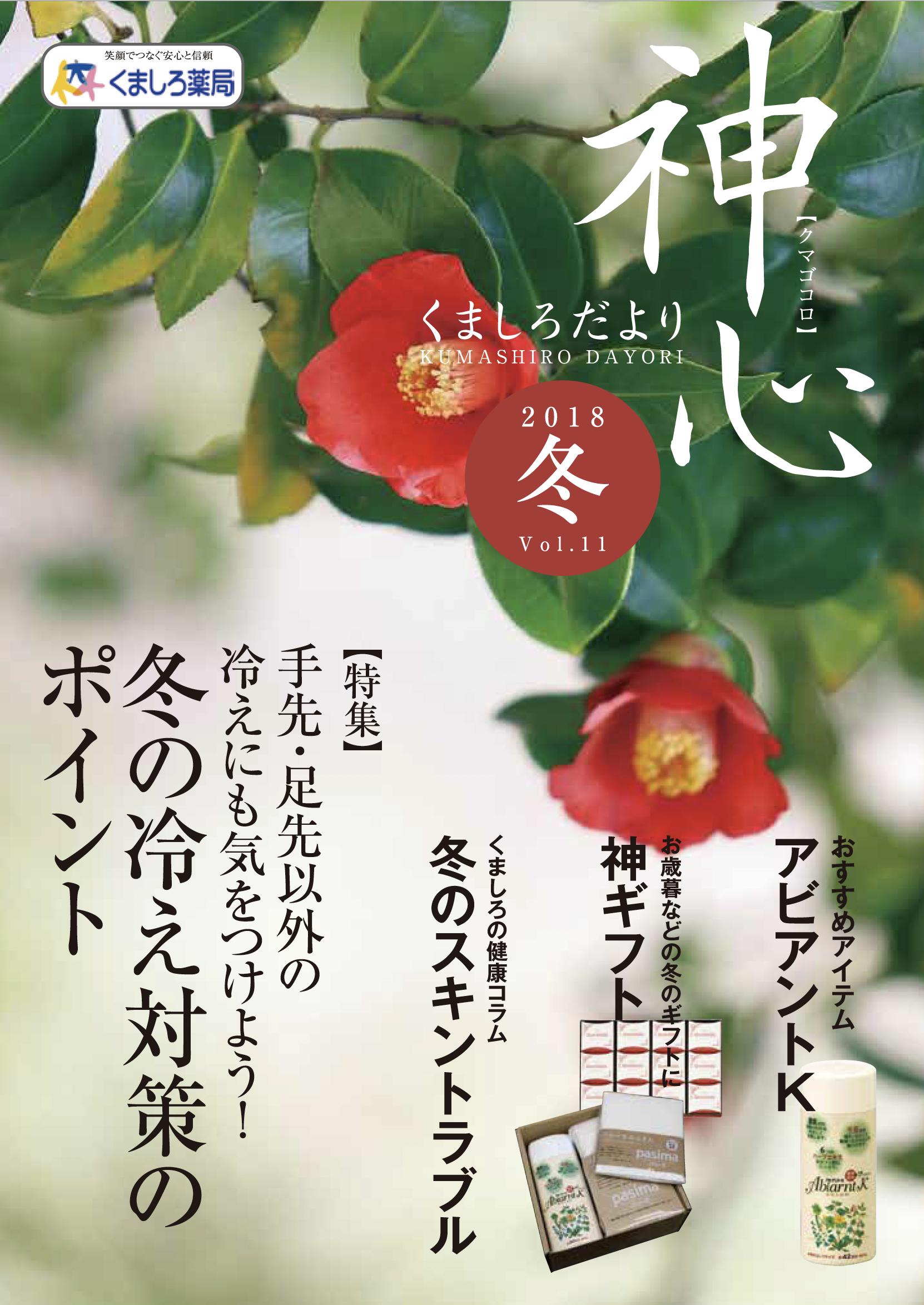 Vol.11(2018年冬号)