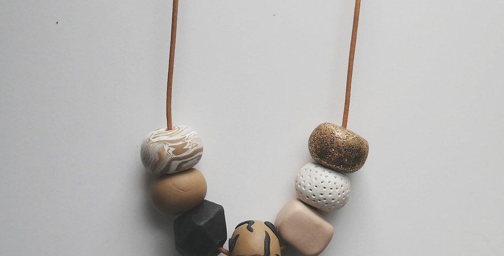 Oak 7 Bead