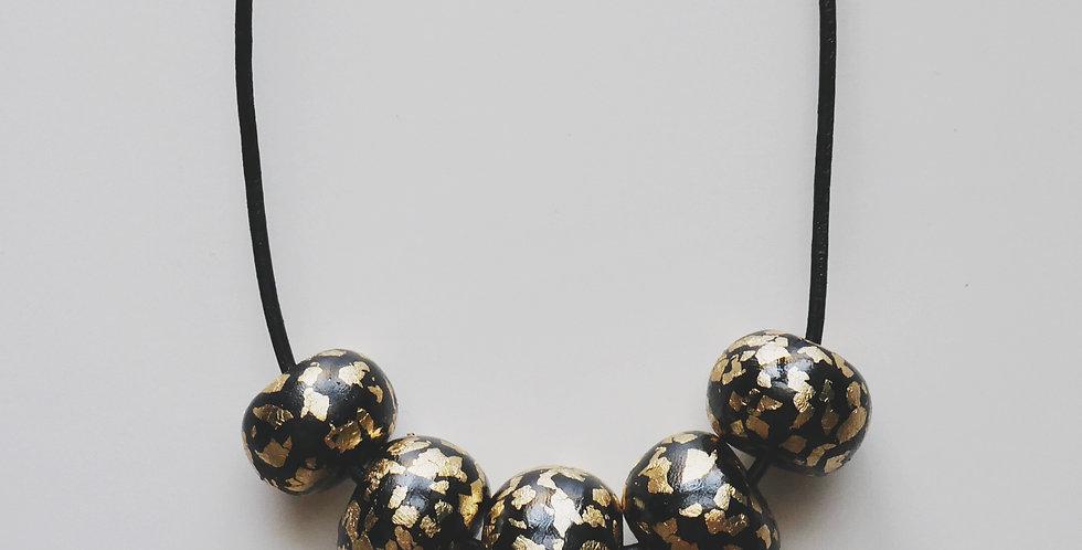 Aquila 5 Bead Necklace