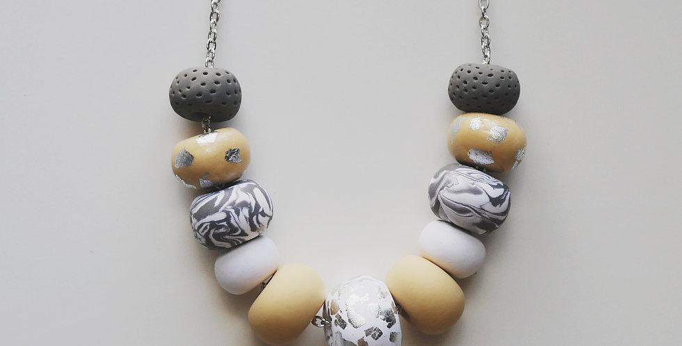 Sierra 11 Bead Necklace