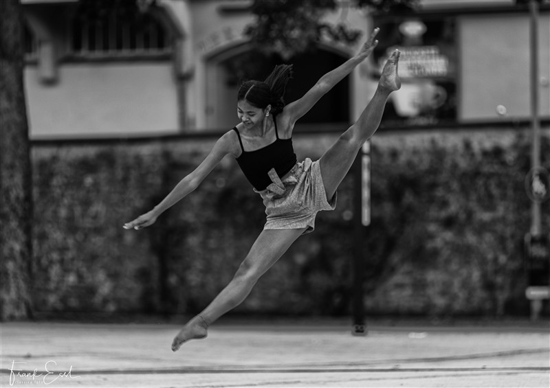 Street-Ballett