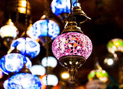 Lanternes Vitrail