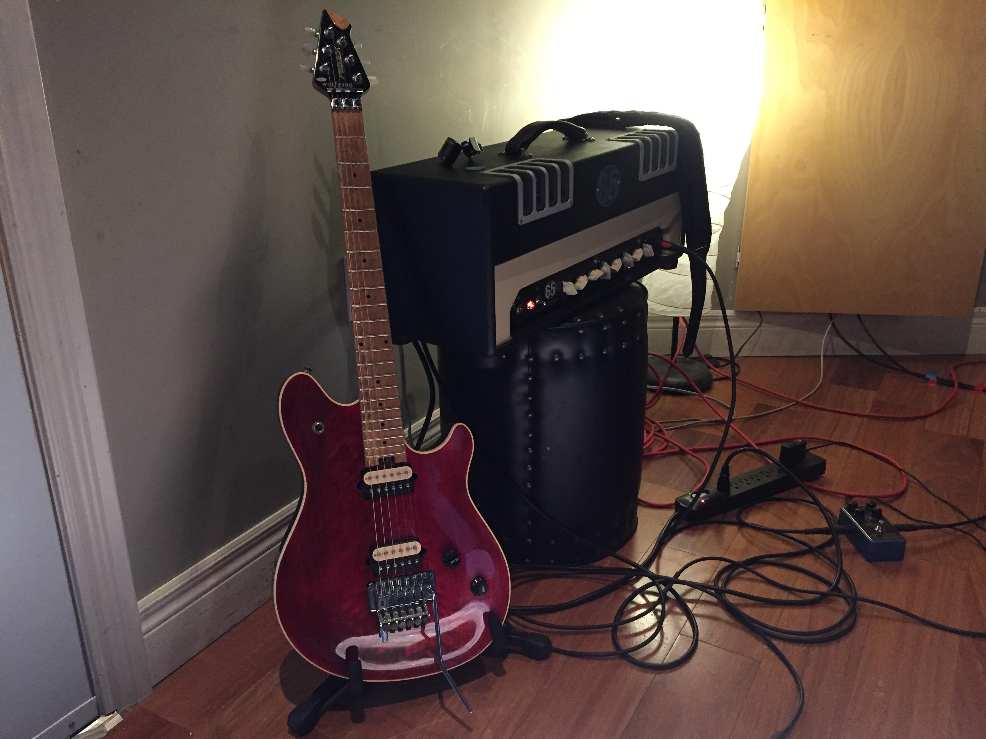 Paul's gear