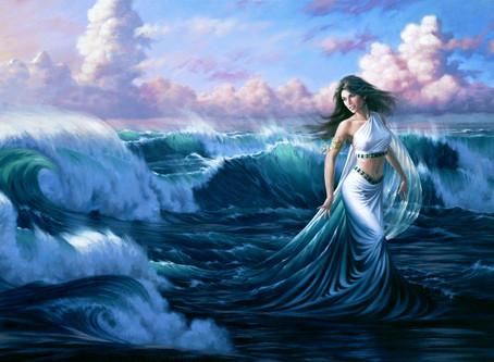 THE OCEAN IS MY LADY - WDP TRIP 1
