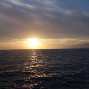 Journey to SE Asia: Pt1 - Pacific Coast