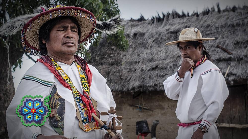 huichol ceremonial attire
