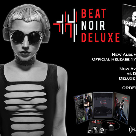 CD Crash Digipack Deluxe Edition available NOW