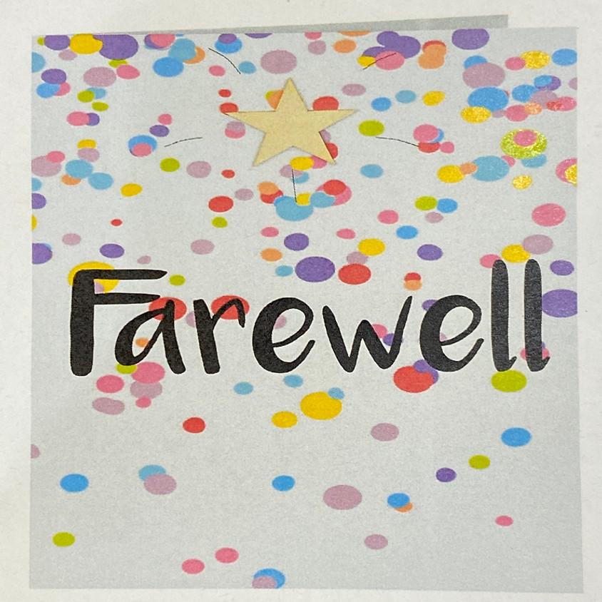 Farewell Sharon Shaw