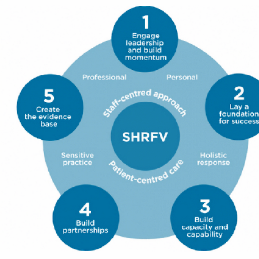 Strengthening Hospitals Response to Family Violence