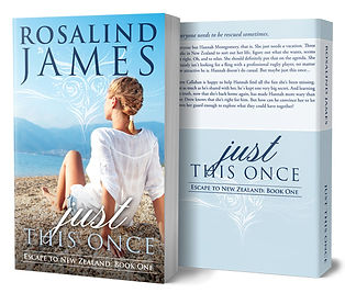 Just This Once Rosalind James