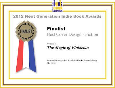 best cover design award