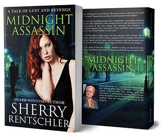 Midnight Assassin Sherry Rentschler