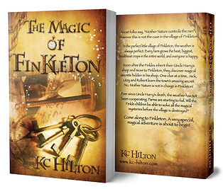 The Magic of Finkleton by KC Hilton