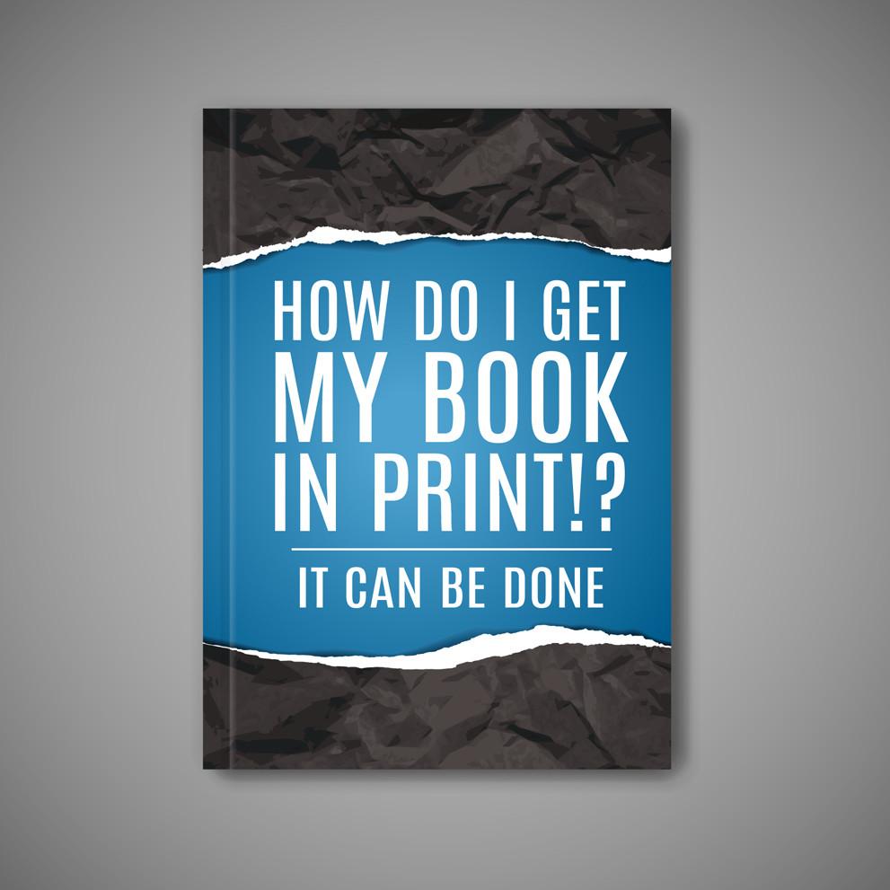 Print book design