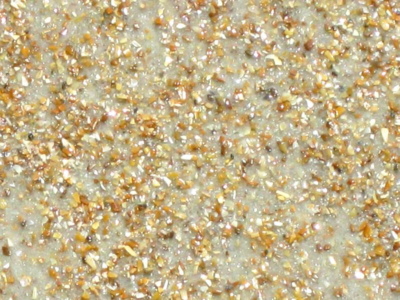 Beach Sand and Shells - Closeup