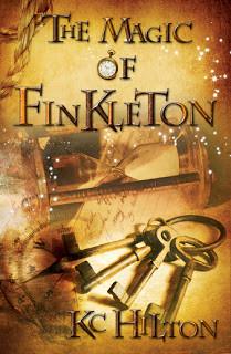 The Magic of Finkleton Cover