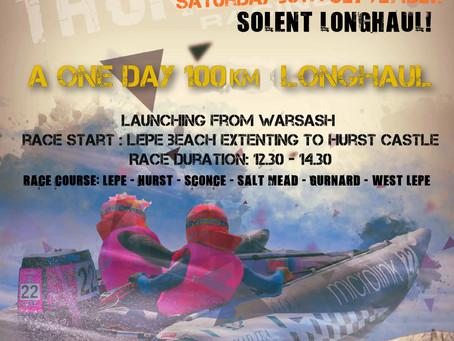 New End to Season ThunderCat Racing Event: Solent Longhaul (30thSeptember 2017)