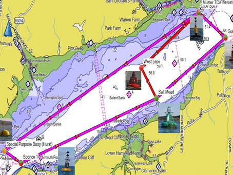 End of Season ThunderCat Powerboat Racing…the Solent Longhaul
