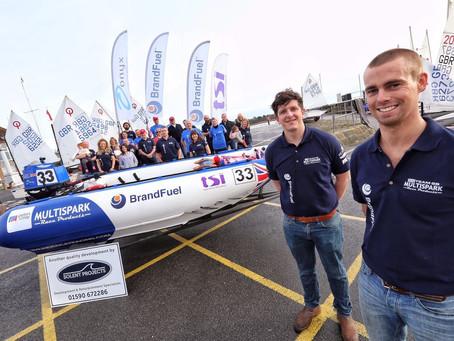 Moku Racing and Team 33 Lead British Challenge at the ThunderCat World Championships