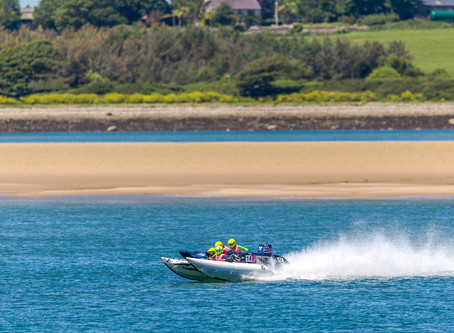 ThunderCat Powerboat racing coming to the Menai Strait this Weekend