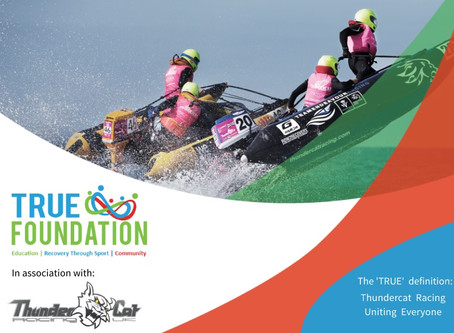 Support our True Foundation Crowd funding page