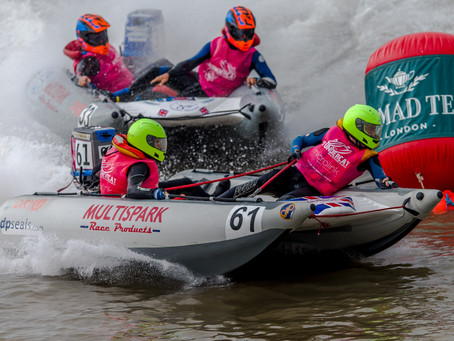 Exciting ThunderCat Powerboat Racing to be held in Clevedon