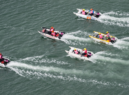 The Toughest Race in the ThunderCat Powerboat Racing Calendar…the Solent Long-haul