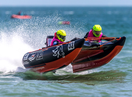 P750 Training Days with Team Endeavour Racing on the 7th, 8th March 2020
