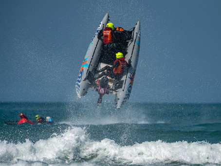 Newquay hosted Rounds 3 & 4 of the RYA National Championship...