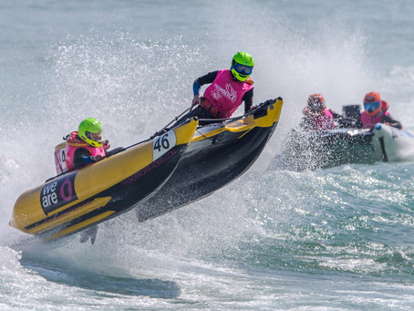 Rescheduled ThunderCat Powerboat Racing Heat at Watergate Bay