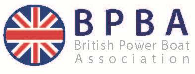 British Power Boat Association (BPBA) Become theNational Authority of Power Boat Racing in Great Br