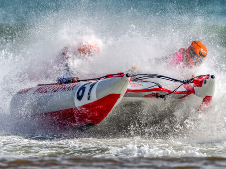 ThunderCat Racing Returns to Southsea Seafront