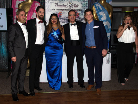 Pictures from the Recent ThunderCat Racing Awards Night 2017