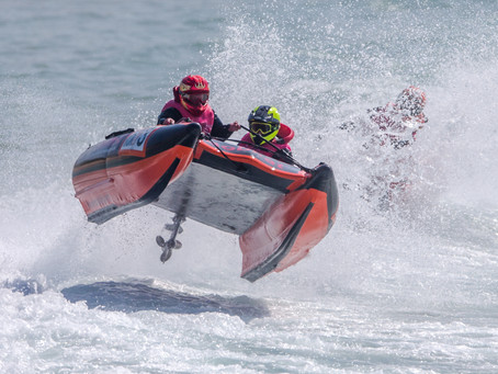 Newquay Hosts Opening Rounds of ThunderCat Racing Powerboat Series