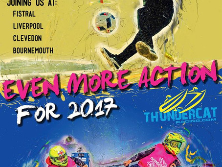 Atlantic Freestyle Football Open Joins the ThunderCat Racing UK Tour