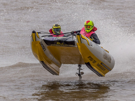 Free to watch ThunderCat Powerboat Racing to be held at Perranporth, North Cornwall (CANCELLED)