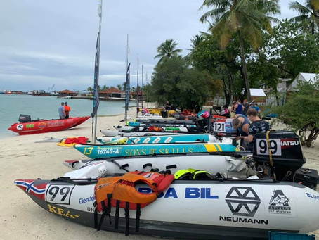 UK ThunderCat Racing Teams to Take Part  in Inaugural Maldives Invitational Trophy