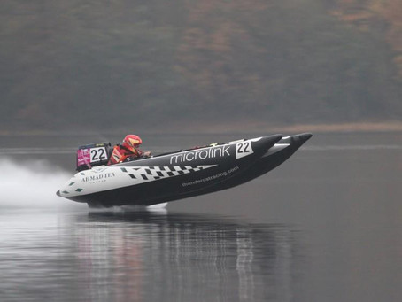 ThunderCat Racing Record Attempts at Coniston Lakes October/November 16