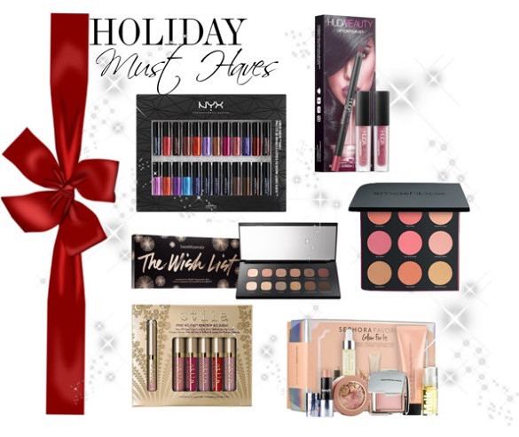 6 Must Have Holiday Gifts the Makeup Obsessed