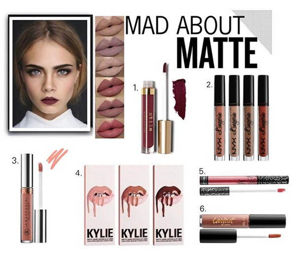 Mad about Matte
