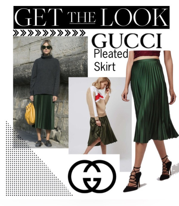 Trend Tuesday: Get the Gucci Look