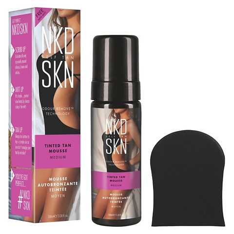 A self tanner that doesn't smell?! Yes, it exists and you NEED it!