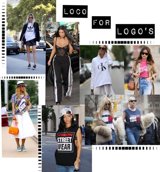 Trend Tuesday: Loco for Logo's