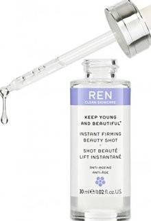 Hit me with your best SHOT -  Ren Instant Firming Beauty Shot