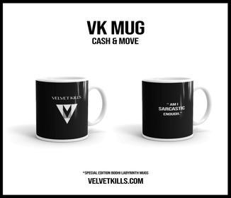 VK MUG - Cash & Move
